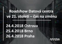 Roadshow datová centra