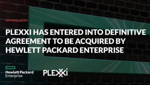 HPE chce koupit Plexxi