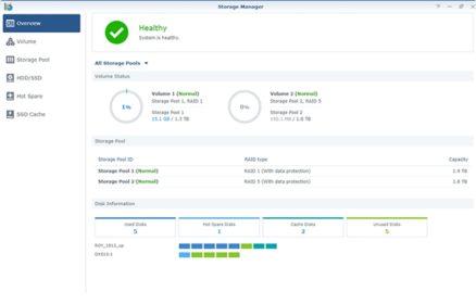 DiskStation Manager 6.2 oficiálně vypuštěn