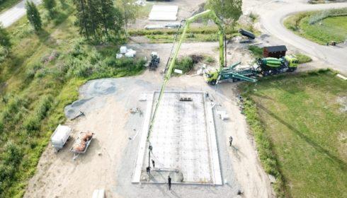 Konsorcium zahájilo ve Švédsku výstavbu prototypu datového centra