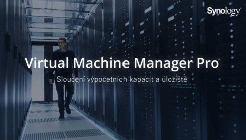 Aplikace Virtual Machine Manager Pro nabízí zabezpečení a efektivitu v prostředí virtualizace