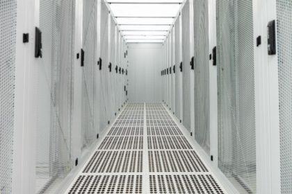 DC7: Nejmodernější datové centrum