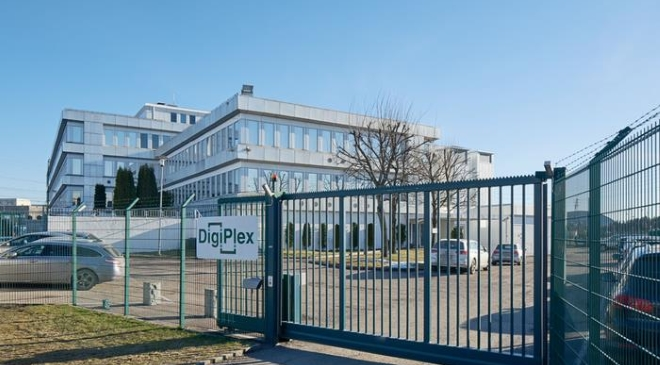 DigiPlex data center in Ulven