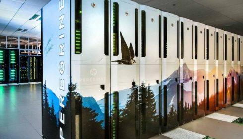 HPE postaví superpočítač Eagle pro americkou národní laboratoř pro obnovitelné zdroje energie (NREL)