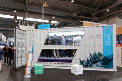 Ekologické datové kontejnery pro drážďanský start-up