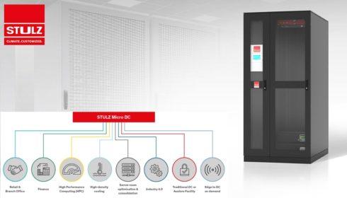 Stulz a Cloud & Heat partnery pro vodou chlazená mikro-datacentra