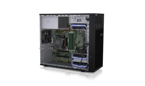 Jednosocketové servery pro menší firmy