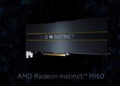 Radeon Instinct™ MI60 compute card
