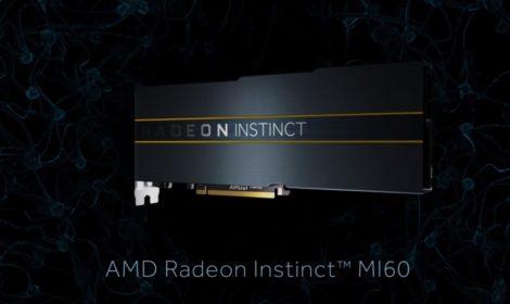 AMD uvádí na trh nové GPU Radeon Instinct pro datová centra