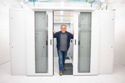 Společnost Kaspersky otevřela datové centrum v Curychu