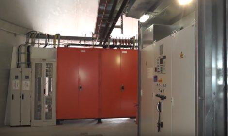 Projekt WindCores nasazuje malá datová centra uvnitř větrných turbín