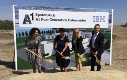 A1 Telekom a IBM otevřela datové centrum ve Floridsdorfu