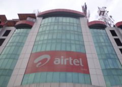 Airtel headquarters Vega Centre Ghorpadipeth