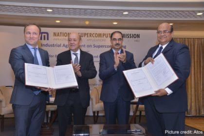 Atos podepsal významnou HPC dohodu s indickou vládou