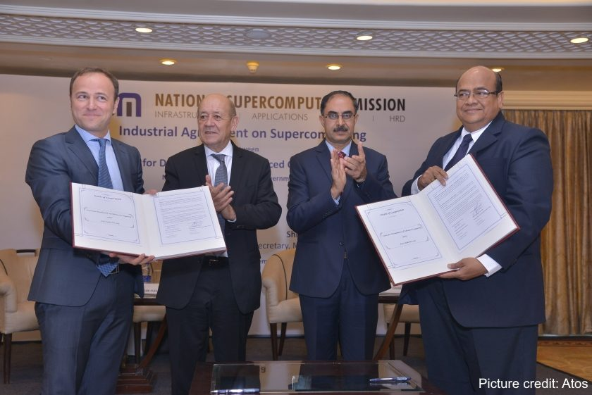 Atos signs deal with Indian government