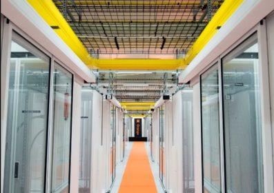 Orange Belgium otevřel datové centrum v Antverpách