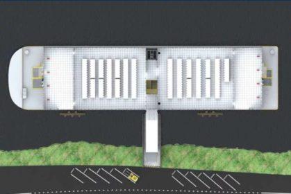 Rada ve městě Limerick schválila plovoucí datové centrum Nautilus