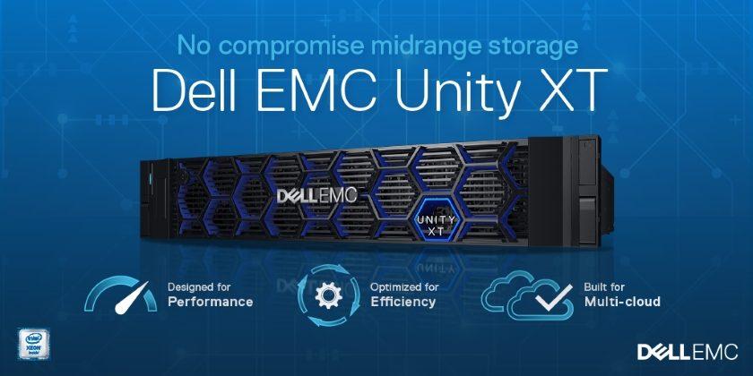 Dell EMC Unity XT