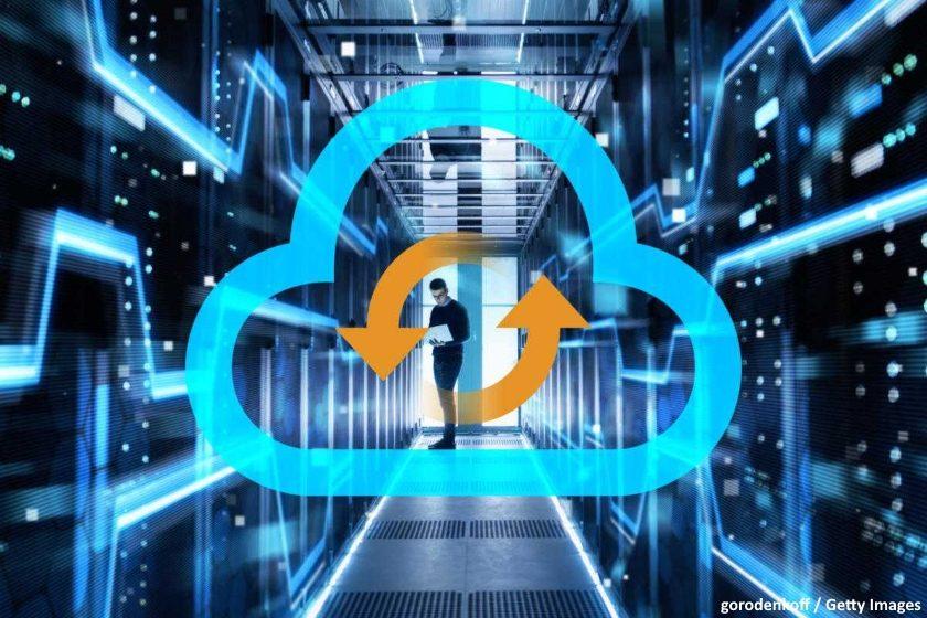 řízení provozu datacenter management