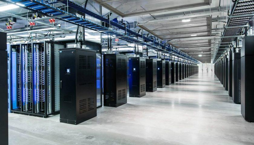 Baterie pro datová centra