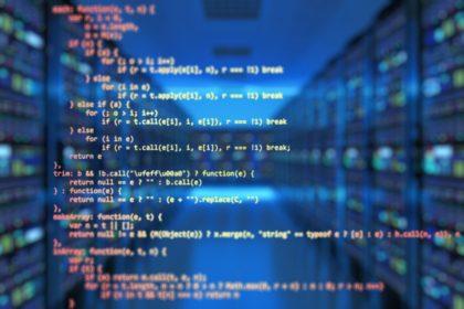 Datový sál pro kritické technologie