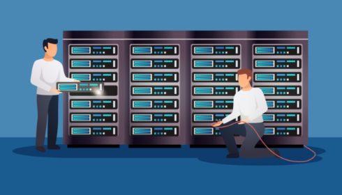 Role datových center při útocích DDoS