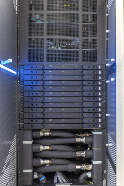 Barbora super computer