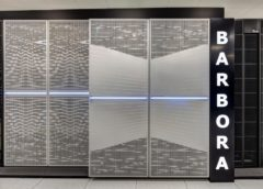 Barbora supercomputer