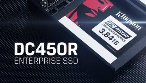 Firemní SSD disky pro datová centra