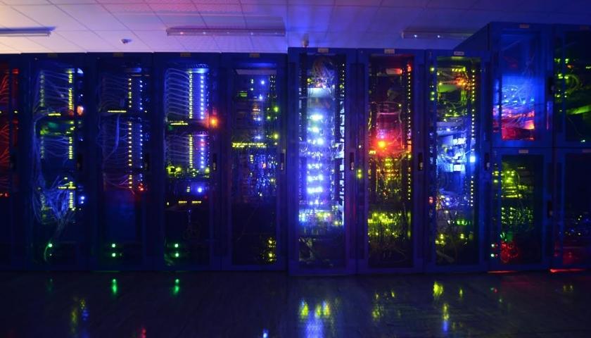 Pulsant data center