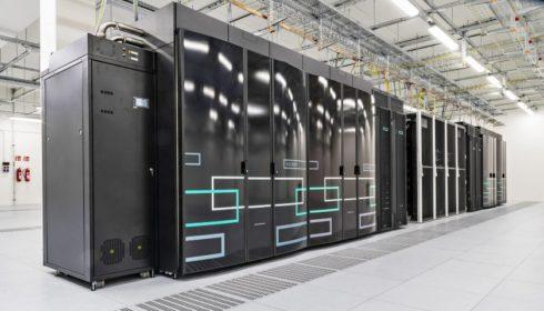 Nejvýkonnější firemní superpočítač v ČR