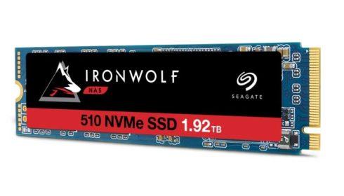 PCIe NAS SSD určený pro komerční použití