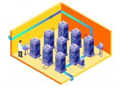 datacenter storage DCNN