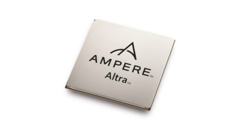 Ampere představuje 128jádrový Altra Max Arm čip