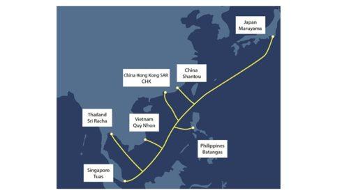 NEC postaví podmořský kabel Asia Direct Cable