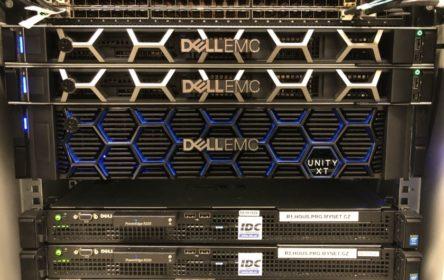 Softwarová společnost navýšila rychlost datacentra na dvojnásobek