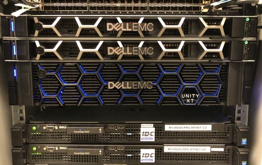 IDC-softwarehouse datacenter
