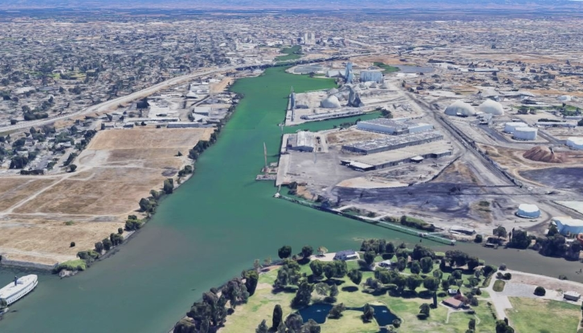 The Port of Stockton
