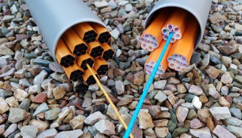 KPN pilotuje recyklovanou kabeláž z optických vláken