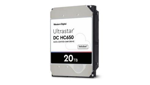 Pevné disky HDD Ultrastar DC HC650 20 TB