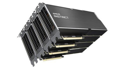 GPU AMD Instinct MI100 cílí na HPC a překonává 10 teraflops