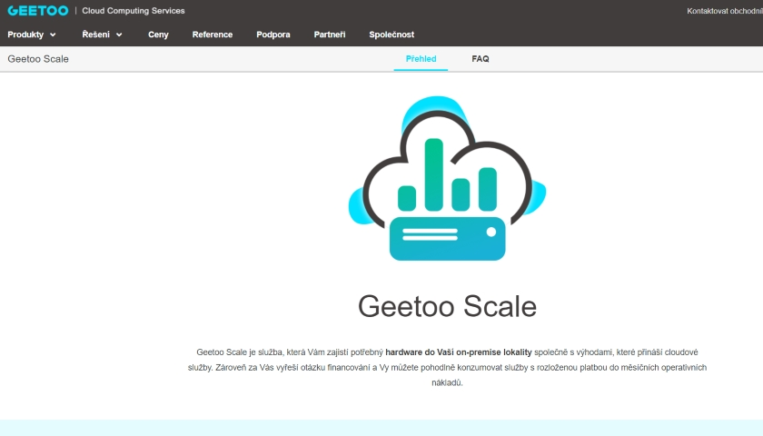 Geetoo Scale