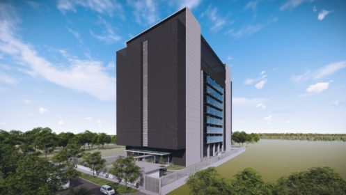 Equinix oznamuje SG5 – nejvyšší datové centrum v Singapuru