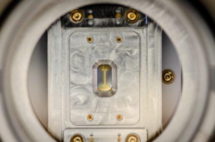 IonQ plánuje kvantové počítače do racku do roku 2023