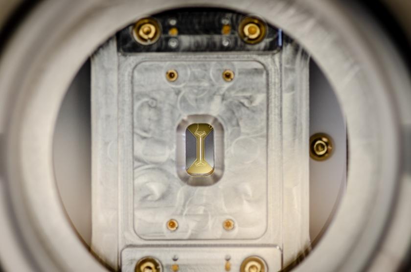 IonQ quantum computers