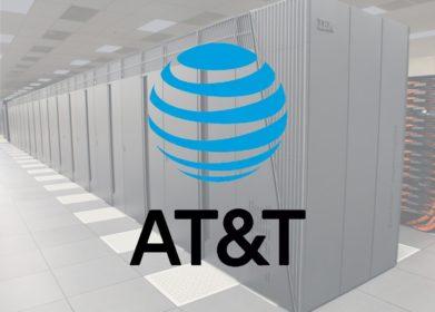 AT & T zvažuje prodej svých datových center