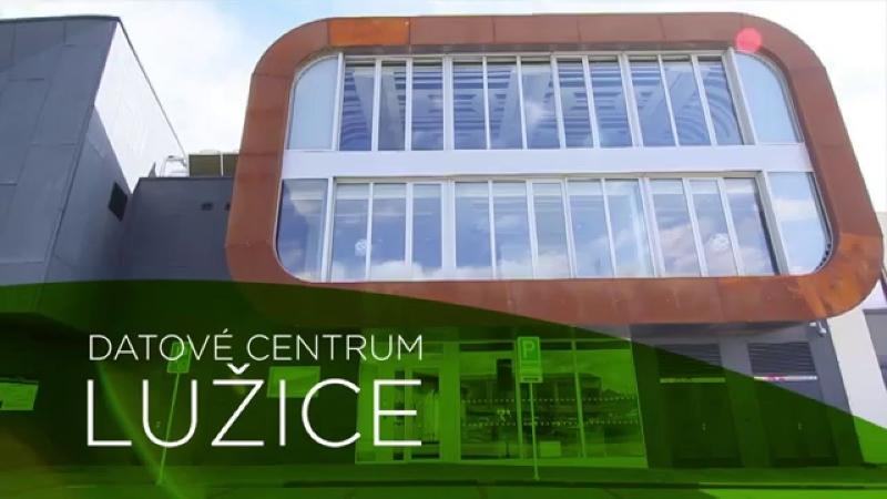 Datové centrum Lužice