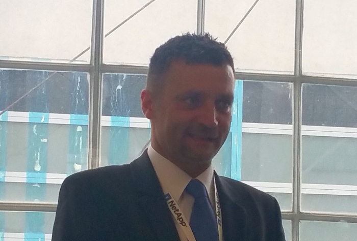 Jan Jiskra, General Manager CZ, NetApp