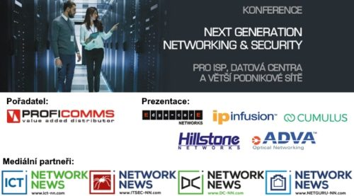 Pozvánka: Konference Next Generation Networking & Security