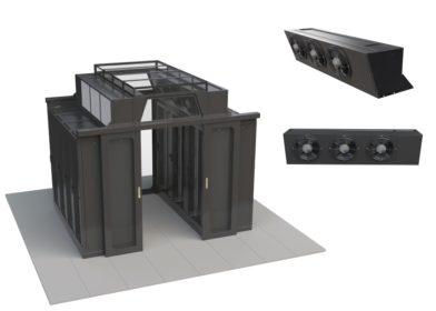 Datové centrum a efektivní chlazení